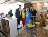 José Martins, Rebeca, Sellene Câmara e Rafael Ives