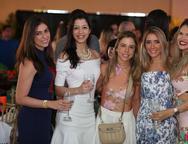Tatiana Brito, Ismênia Marques, Mirella Rocha, Nicole Benevides e Andressa Fontes