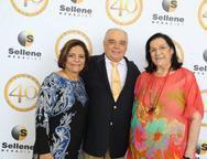 Lúcia Lustosa, José Benevides e Rosélia Coelho