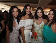 Soraya Fretas, Cybelle, Larissa Rozado e Thais Rocha
