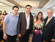 Jadle Freire, José Martins, Tatiane Silva e José Benevides
