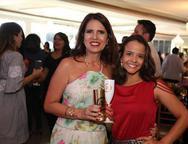 Lia Fontenele e Camila Mendonça