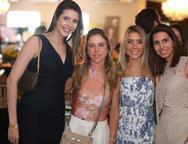 Raíssa Pinheiro, Mirella Rocha, Nicole Benevides e Carla Laprovitera