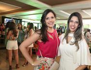 Nayara Marinho e Amanda Frota