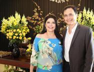 Sellene Câmara e José Martins