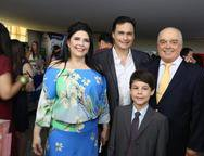 Sellene Câmara, José Martins, Luis Eduardo Coretti