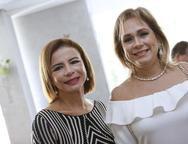 Claudia Fujita e Sarinha Philomeno