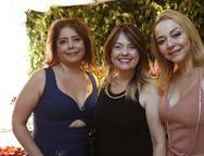 Claudia Gradvohl, Erika Gir�o e Sandra Fujita
