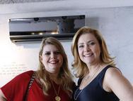Danielle Pinheiro e Andreia Delfino