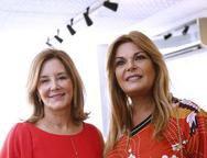 Fernanda Matoso e Cristiane Lima