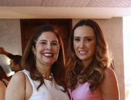 Gena Fi�za e Roberta Nogueira