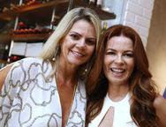 Laila e Claudia Quental