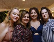 Sandra Fujita, N�gela Correia, Claudia Gradvohl e Isabel Ary