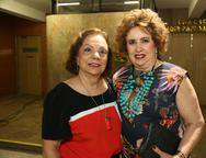 Beatriz Alcantara e Leda Maria