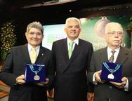 José Augusto Bezerra, Tales de Sá Cavalcante e Cid Carvalho