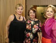 Regine Lima Verde, Maria Luiza BonfimLurdinha Leite