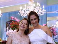 Natalia e Adriana Sampaio