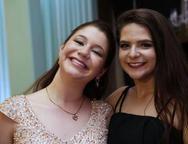 Natalia Marshall e Alexia Gurgel