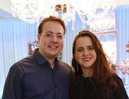 Rodrigo Barroso e Fernanda Barroso