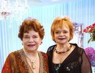 Silvinha Soares e Lucia Assis