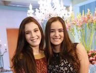 Ana Cecilia e Maria Clara