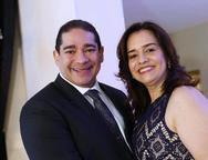Alexandre Pitta e Lia Freire