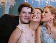Douglas, Natalia e Marjore Marshall