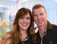 Eveline e Paulo Regis