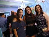 Julia Tessari, Ana Carolina Freire e Lia Freire