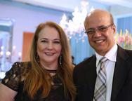 Luisiana  Cavalcante e Wagner Fernandes