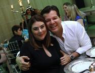 Lia e Gustavo Serpa