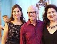 Maria Helena Filgueiras, Vitor e Bebel Ciascas