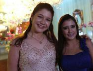 Natalia Albuquerque e Lorena Dantas