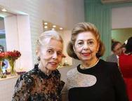 Margarida Borges e Lucia Pierre