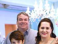 Liberato Barroso, Juliana Barroso e Xara Barroso