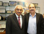 Eliomar de Lima e Paulo Andre Holanda
