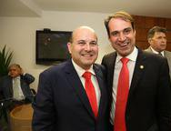 Roberto Claudio e Salmito Filho