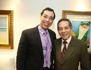 Leonardo Araújo e Heitor Ferrer