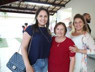 Anna Gladys Accioly, Célia e Karina Bezerra