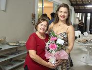 Célia Bezerra e Maite Oliveira