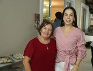 Célia Bezerra e Roberta Fontelles Philomeno