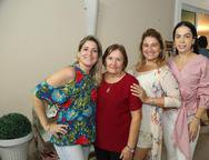 Kathiana, Celia e Karina Bezerra e Roberta Fonteles Philomeno