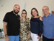 Wilissys Fontes, Lia Conrrado, Suzana e Paulo Figueiredo