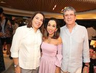 Denise Bezerra, Márcia e Márcio Távora