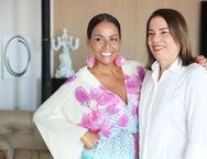 Gil Santos e Denise Bezerra