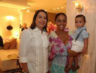Denise Bezerra, Gil Santos e Bento Santos Bezerra