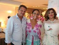 Humberto Arruda, Gil Santos e Montiele Arruda