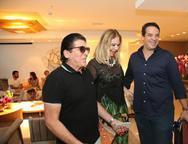 Dito Machado, Milene Lima e Thiago Holanda