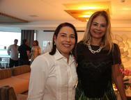 Denise Bezerra e Milena Lima