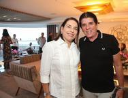 Denise Bezerra e Dito Machado